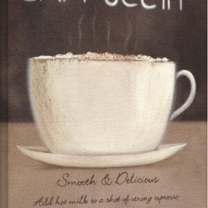 Posters Obraz na plátně Mandy Pritty - Cappuccino