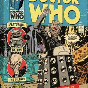 Posters Obraz na plátně Doctor Who - The Origin of Davros