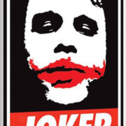 Posters Obraz na plátně Ferrari - The Dark Knight - Obey The Joker