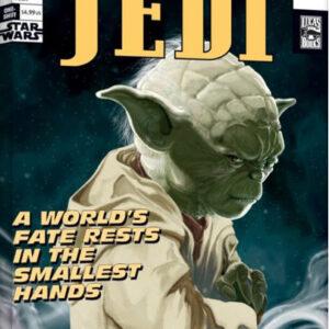 Posters Obraz na plátně Star Wars - Yoda Comic Cover