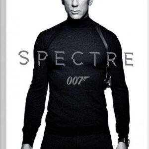 Posters Obraz na plátně James Bond: Spectre - Black and White Teaser