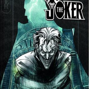 Posters Obraz na plátně Batman - The Joker Insane
