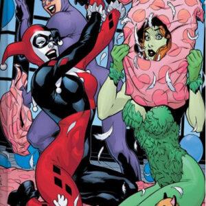 Posters Obraz na plátně DC Comics - Slumber Party