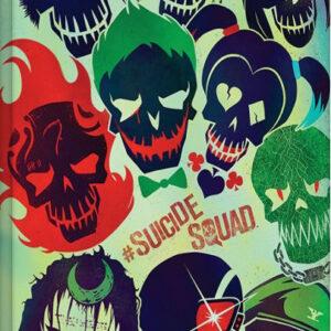 Posters Obraz na plátně Sebevražedný oddíl - Skulls