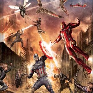 Posters Obraz na plátně Captain America: Občanská válka - Group Fight