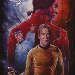 Posters Obraz na plátně Star Trek: Space Seed - 50th Anniversary