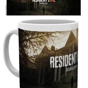 Posters Hrnek Resident Evil - Re 7 Key Art - Posters
