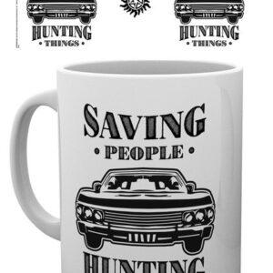 Posters Hrnek Lovci duchů - Hunting Things - Posters