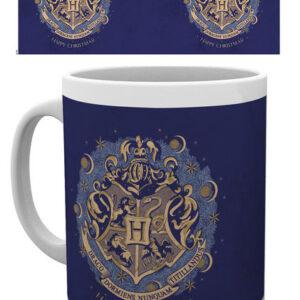 Posters Hrnek Harry Potter - Xmas Hogwarts - Posters