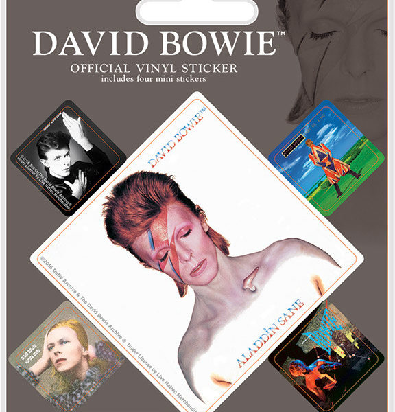 Posters Samolepka David Bowie - Album Covers - Posters