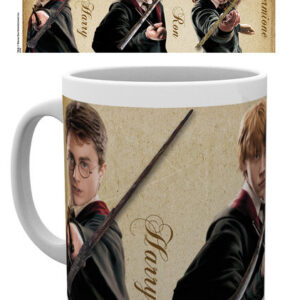 Posters Hrnek Harry Potter - Wands - Posters