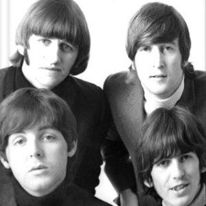 Posters Obraz na plátně Beatles - band
