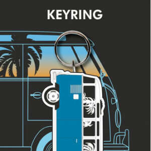 Posters Klíčenka VW Camper - Posters