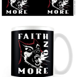 Posters Hrnek Faith No More - Wolf - Posters