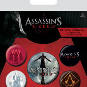 Posters Placka Assassin's Creed Movie - Posters