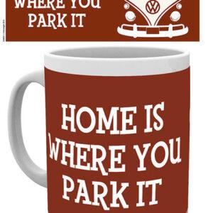 Posters Hrnek VW Camper - Home - Posters
