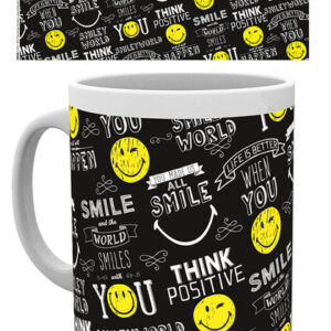 Posters Hrnek Smiley World - Smile Collage - Posters