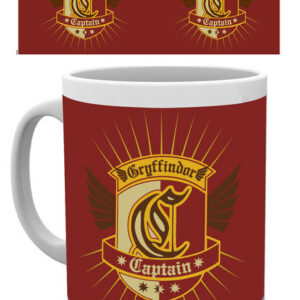 Posters Hrnek Harry Potter - Captain - Posters