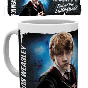 Posters Hrnek Harry Potter - Dynamic Ron - Posters
