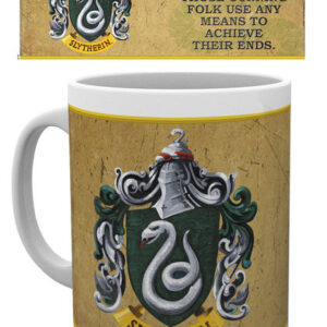 Posters Hrnek Harry Potter - Slytherin Characteristics - Posters