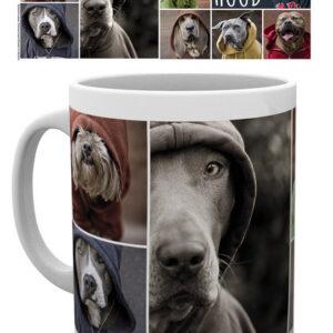 Posters Hrnek Dogs In Da Hood - Dogs - Posters
