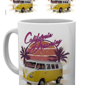 Posters Hrnek VW Camper - cali retro - Posters
