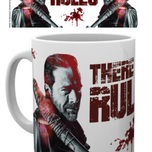 Posters Hrnek The Walking Dead - Rules - Posters