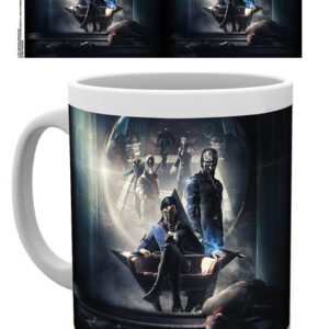 Posters Hrnek Dishonored 2 - Throne - Posters