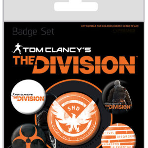 Posters Placka The Division - Posters