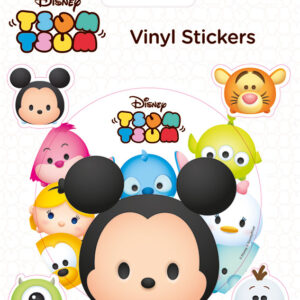Posters Samolepka Disney Tsum Tsum - Faces - Posters