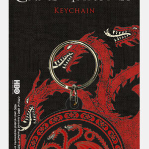Posters Klíčenka Hra o Trůny (Game of Thrones) - Targaryen - Posters