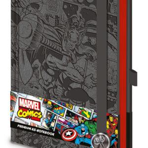 Posters Marvel  Thor A5 Premium Notebook Psací potřeby - Posters