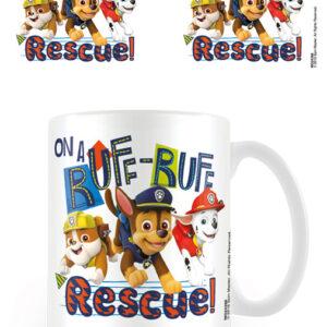 Posters Hrnek Tlapková patrola - Ruff-Ruff Rescue - Posters