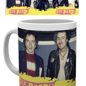 Posters Hrnek Sex Pistols - Band - Posters