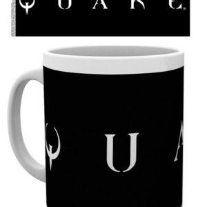 Posters Hrnek Quake - Logo Alt - Posters