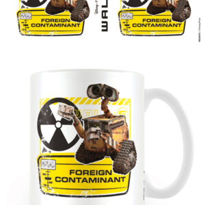 Posters Hrnek Disney Pixar: WALL-E Foreign Contaminant - Posters