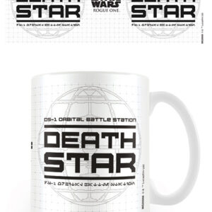 Posters Hrnek Rogue One: Star Wars Story - Death Star - Posters