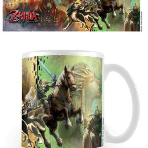 Posters Hrnek The Legend Of Zelda - Twilight Princess HD - Posters