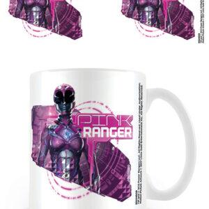Posters Hrnek Power Rangers: Strážci vesmíru - Pink Ranger - Posters