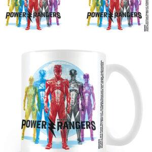 Posters Hrnek Power Rangers: Strážci vesmíru - CMYKR - Posters