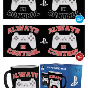 Posters Hrnek Playstation - In Control - Posters