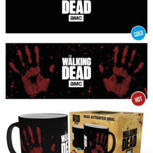 Posters Hrnek The Walking Dead - Hand Print - Posters
