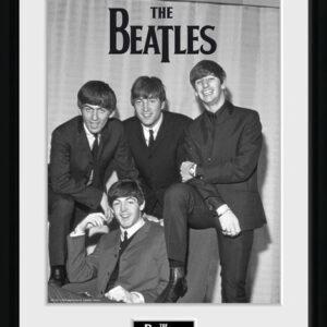 Posters The Beatles - Chair rám s plexisklem - Posters