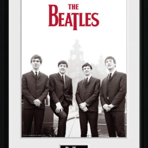 Posters The Beatles - Boat rám s plexisklem - Posters
