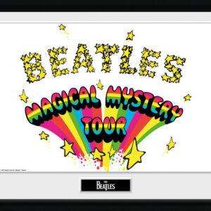 Posters The Beatles - Magical Mystery rám s plexisklem - Posters