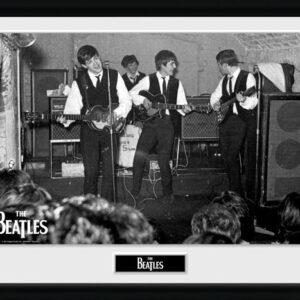 Posters The Beatles - The Cavern 3 rám s plexisklem - Posters