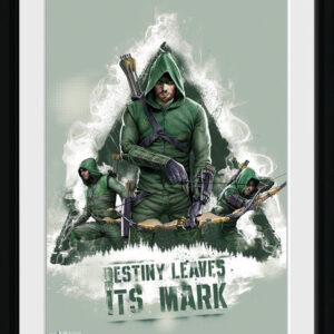 Posters Arrow - Destiny rám s plexisklem - Posters