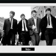 Posters The Beatles - In London rám s plexisklem - Posters