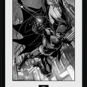Posters Batman Comic - Hook rám s plexisklem - Posters