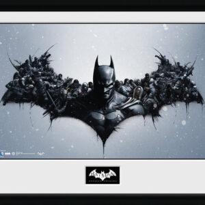 Posters Batman Comic - Origins rám s plexisklem - Posters